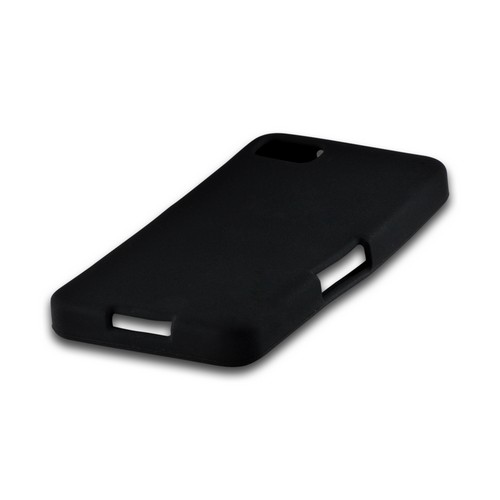 Black Silicone Case for BlackBerry Z10