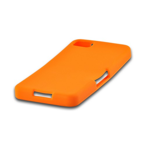 Orange Silicone Case for BlackBerry Z10