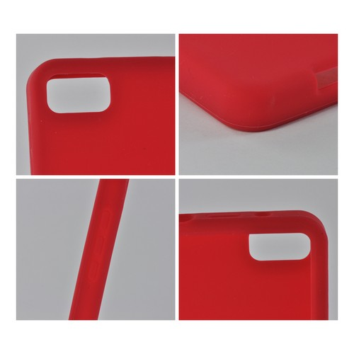 Red Silicone Case for BlackBerry Z10