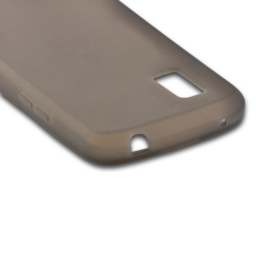 Smoke Silicone Case for LG Nexus 4