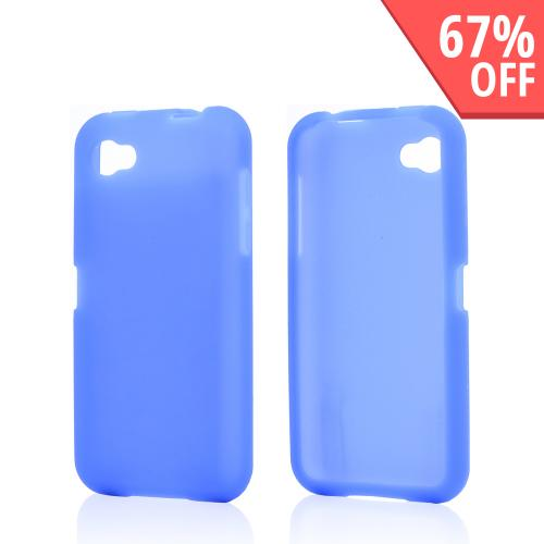 Blue Silicone Case for HTC First