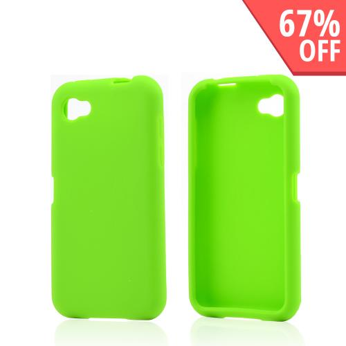 Neon Green Silicone Case for HTC First