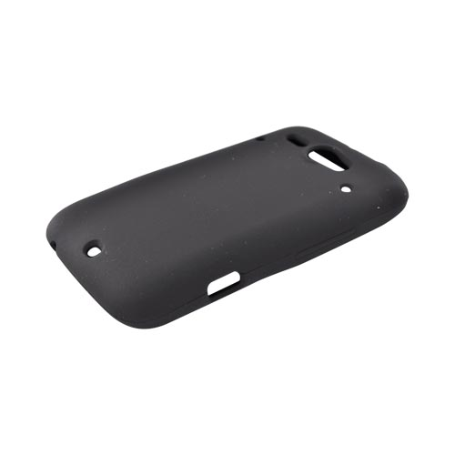 HTC Status Silicone Case - Black