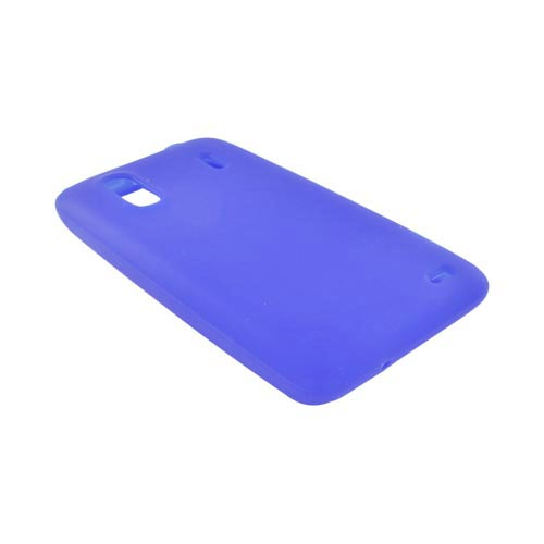 HTC EVO Design 4G Silicone Case - Blue
