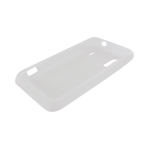 HTC EVO Design 4G Silicone Case - Frost White