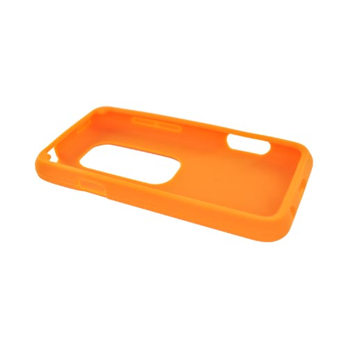HTC EVO 3D Silicone Case - Orange