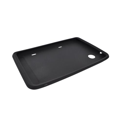 HTC EVO View 4G / HTC Flyer Silicone Case - Black