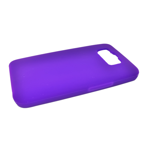 HTC HD2 Silicone Case, Rubber Skin - Purple