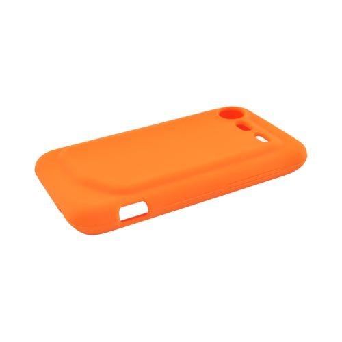 HTC Droid Incredible 2 Silicone Case - Orange