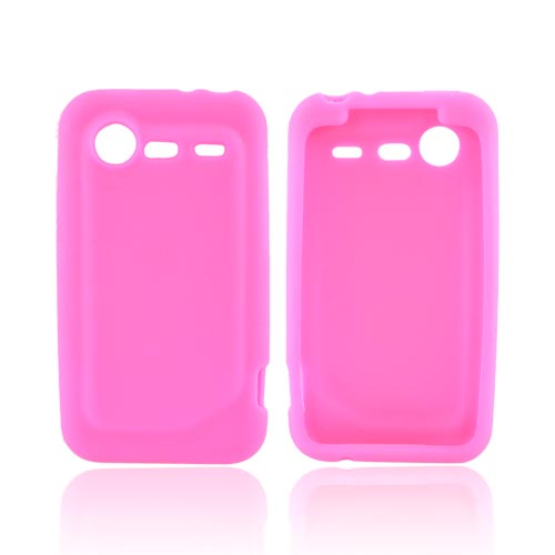HTC Droid Incredible 2 Silicone Case - Pink
