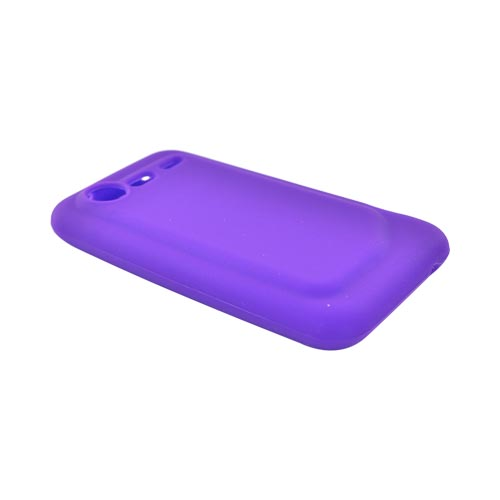HTC Droid Incredible 2 Silicone Case - Purple