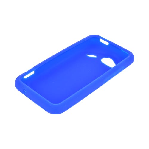 HTC Droid Incredible 4G Silicone Case - Blue
