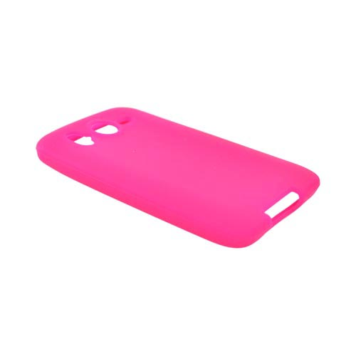 HTC Inspire 4G Silicone Case - Hot Pink