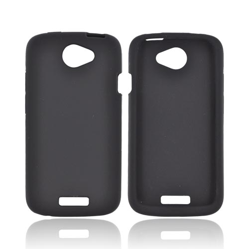 HTC One S Silicone Case - Black
