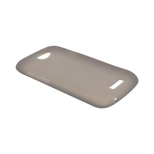 HTC One S Silicone Case - Smoke