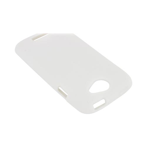 HTC One S Silicone Case - White