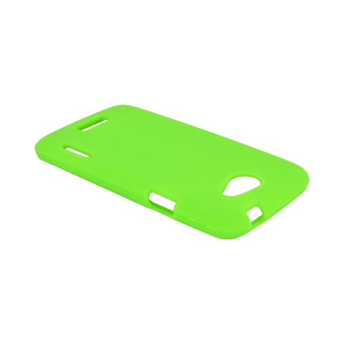 HTC One X Silicone Case - Neon Green