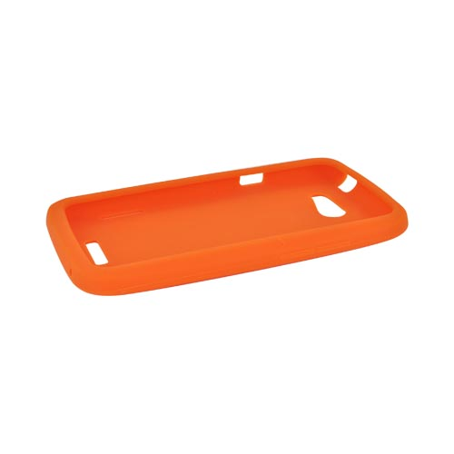 HTC One X Silicone Case - Orange