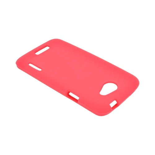 HTC One X Silicone Case - Red