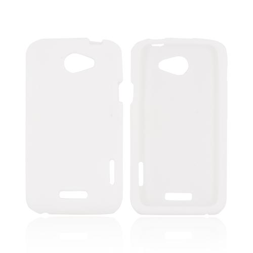 HTC One X Silicone Case - White