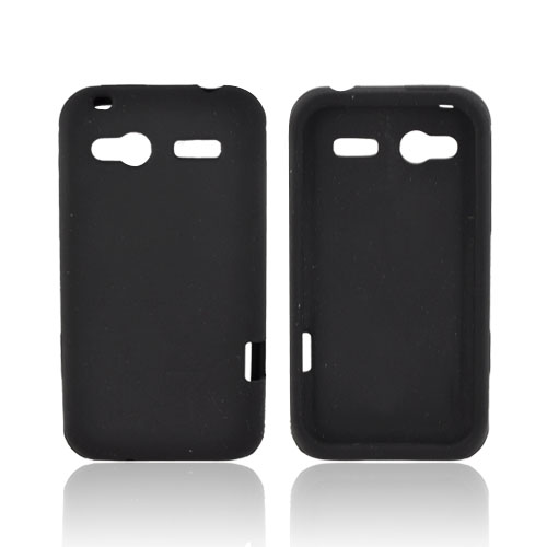 HTC Radar 4G Silicone Case - Black