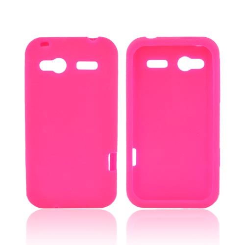 HTC Radar 4G Silicone Case - Hot Pink