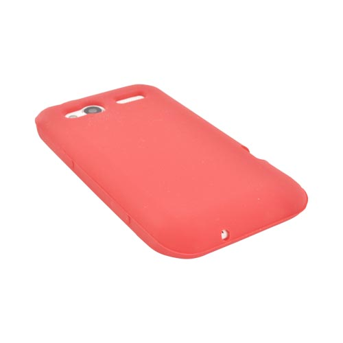 HTC Radar 4G Silicone Case - Red