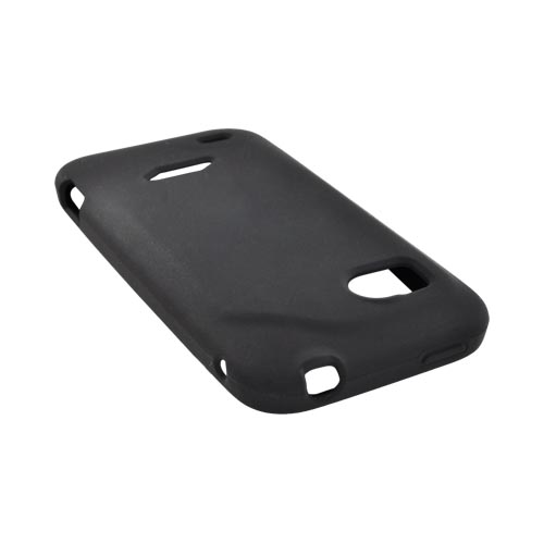 HTC Rezound Silicone Case - Black