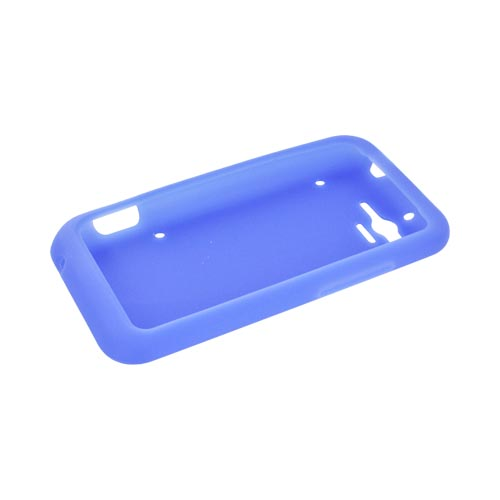HTC Rhyme Silicone Case - Blue