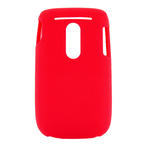 TMobile Dash 3G Silicone Case, Rubber Skin - Red