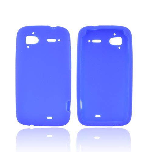 HTC Sensation 4G Silicone Case - Blue