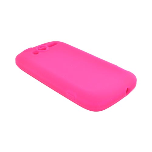 T-Mobile MyTouch 4G Silicone Case - Hot Pink