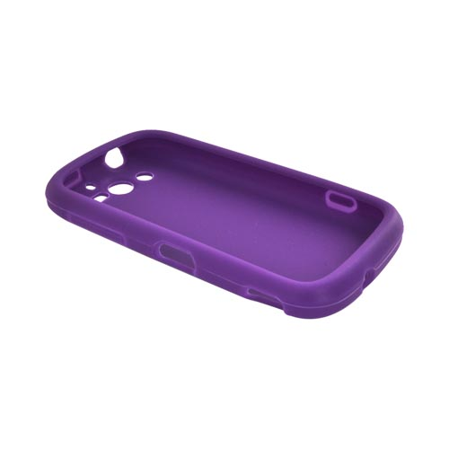 T-Mobile MyTouch 4G Silicone Case - Purple