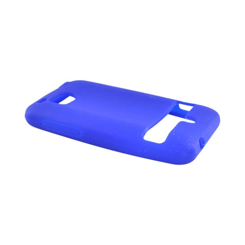 HTC Thunderbolt Silicone Case - Blue