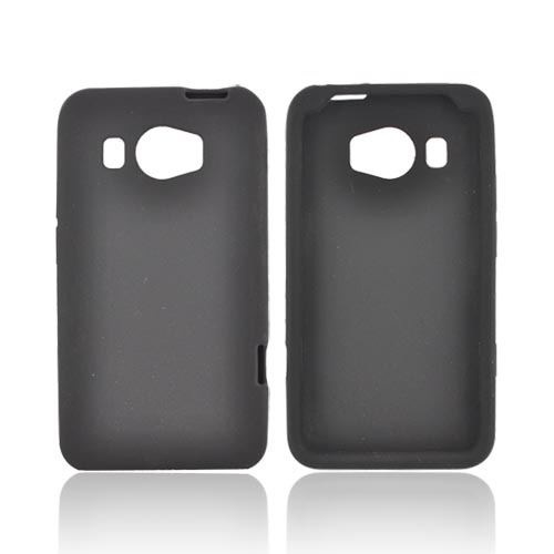 HTC Titan 2 Silicone Case - Black