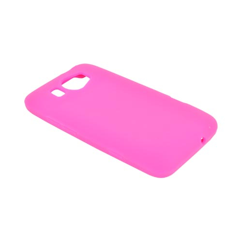 HTC Titan 2 Silicone Case - Hot Pink