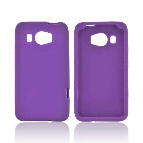 HTC Titan 2 Silicone Case - Purple