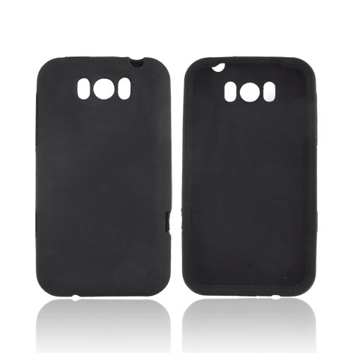 HTC Titan Silicone Case - Black