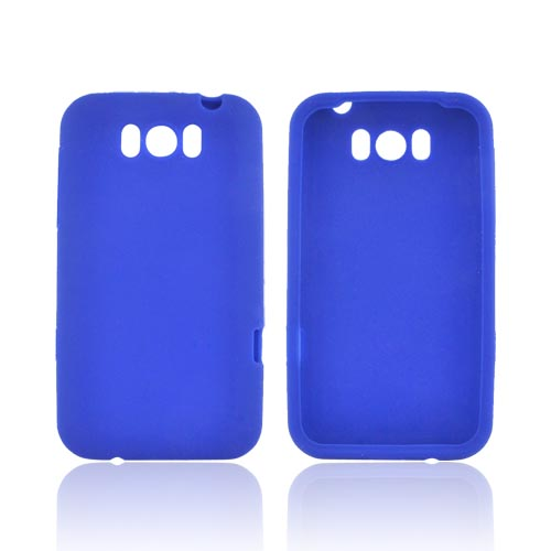 HTC Titan Silicone Case - Blue