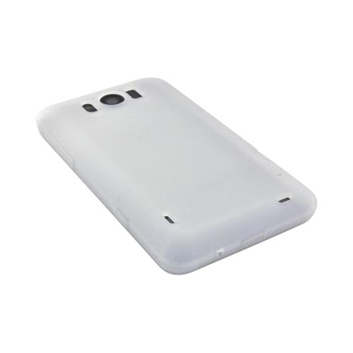 HTC Titan Silicone Case - Clear