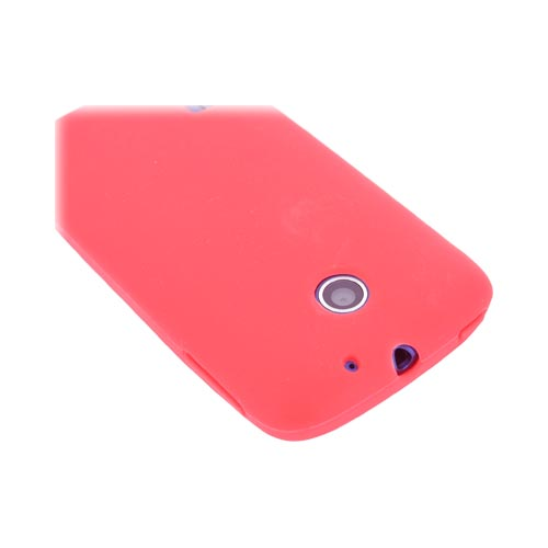 AT&T Fusion U8652 Silicone Case - Red