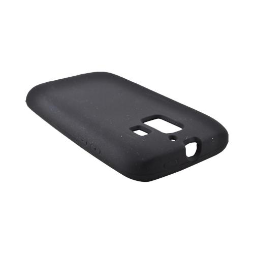 AT&T Huawei Fusion 2 U8665 Silicone Case - Black