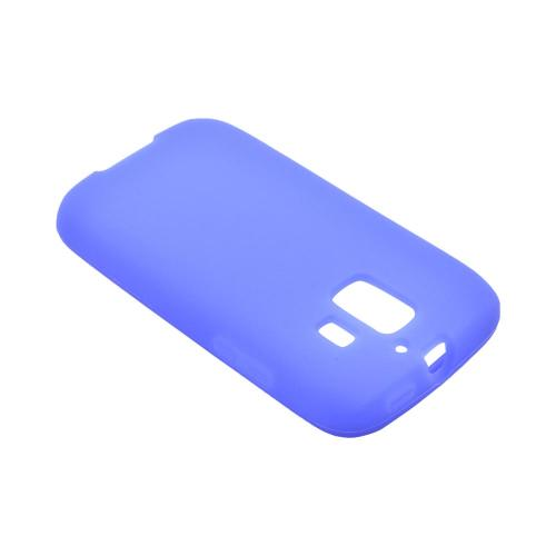 AT&T Huawei Fusion 2 U8665 Silicone Case - Blue