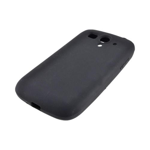 T-Mobile Huawei myTouch 2 Silicone Case - Black