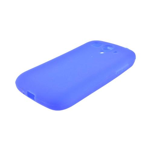 T-Mobile Huawei myTouch 2 Silicone Case - Blue