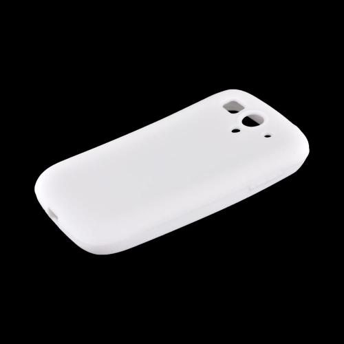 T-Mobile Huawei myTouch 2 Silicone Case - White