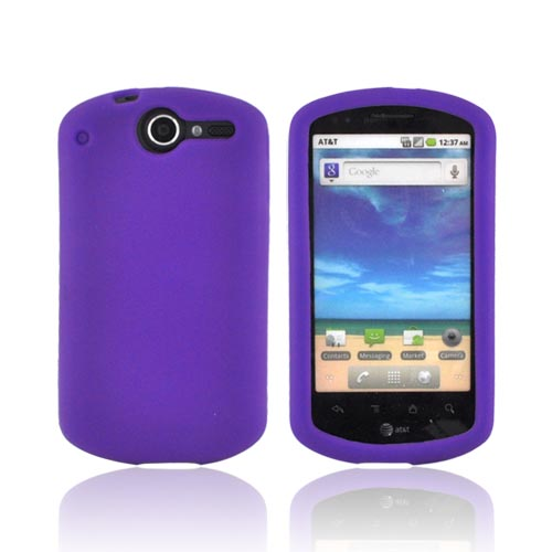 AT&T Impulse 4G Silicone Case - Purple