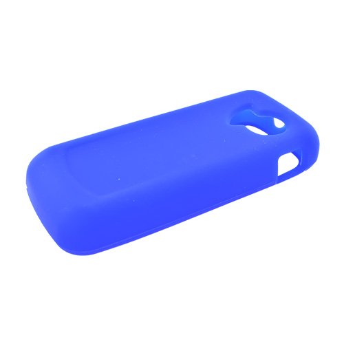 Huawei M228 Silicone Case, Rubber Skin - Blue