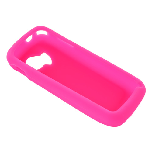 Huawei M228 Silicone Case, Rubber Skin - Neon Pink
