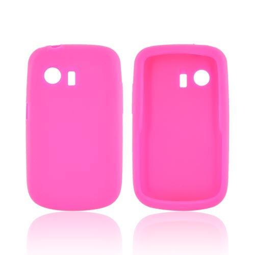 Huawei Pinnacle M635 Silicone Case - Hot Pink